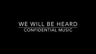 """""""We Will Be Heard"""" Citizen - CMX"""