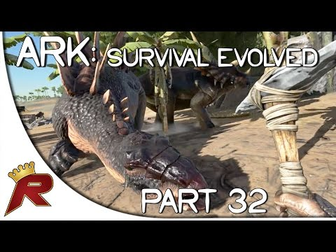 Ark Survival Evolved. From the beginning. How to craft