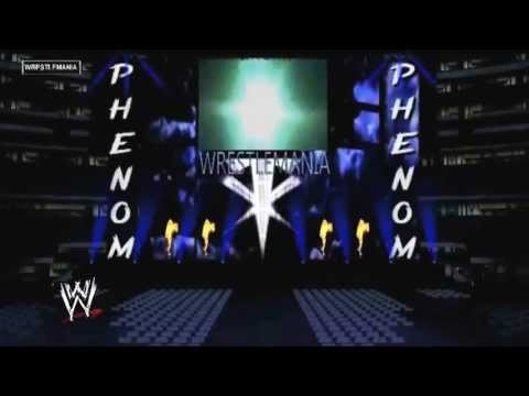Wwe Stage Undertaker - Wrestlemania 30 video