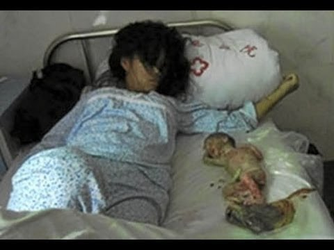 Aborto de 7 meses en china la crueldad del sistema de abortos chino p salo youtube - Cuantas comidas hace un bebe de 8 meses ...