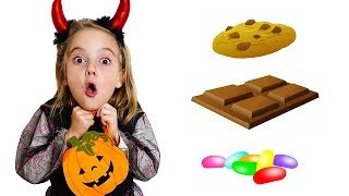 Trick Or Treat Halloween Song for kids