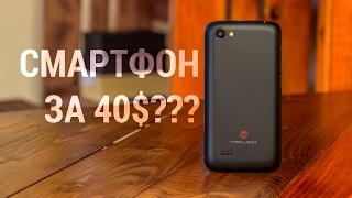 Один из самых дешевых смартфонов в мире! Что может гаджет за 40USD или обзор Maxwest Nitro 4