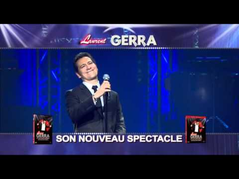 Laurent Gerra - Laurent Gerra avec le grand orchestre de Fred Manoukian au Palais des Sports