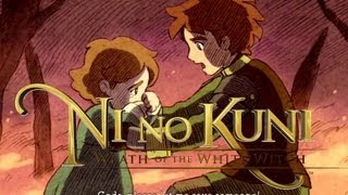 Shadar's Story - Ni no Kuni Wrath of the White Witch