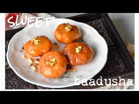 badusha or baalushaahi / sweet recepi/ ബാദുഷ how to make badusha / home made badusha
