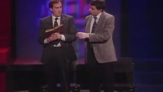 Rowan Atkinson Live -  Attending Church [Part 2]