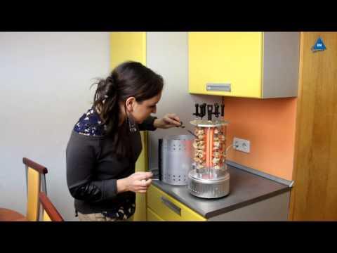Видео как выбрать электрошашлычницу