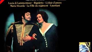 Sutherland Pavarotti Duet L 39 Elisir D 39 Amore Gaetano Donizetti