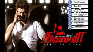 Thuppakki - Thalaivaa- Jukebox (Full Songs)