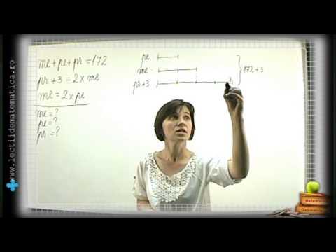 Clasa 4 Problema rezolvata 3