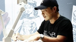 DC Comics Art Academy Featuring Jim Lee