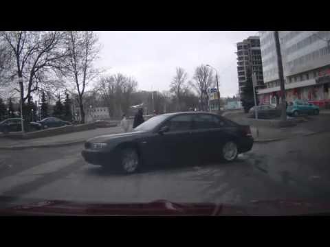 Бригада 2 - Неадекватный пешеход