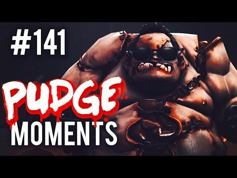 Dota 2 Pudge Moments Ep. 141