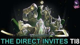 TI8 DIRECT INVITES TEAMS Highlights Dota 2 by Time 2 Dota #dota2 #ti8