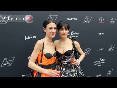 Personalized Beauty Session with Sophia Lenore at Berlin Fashion Films Festival 2013 | FashionTV