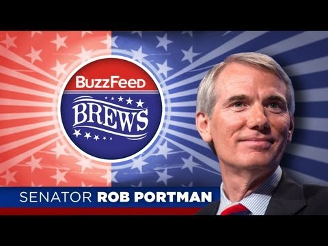 BuzzFeed Brews - Sen. Rob Portman
