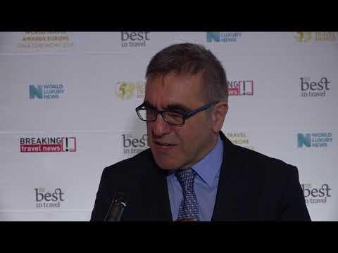 Konstantinos Tsegas, general secretary, Greek National Tourism Organisation