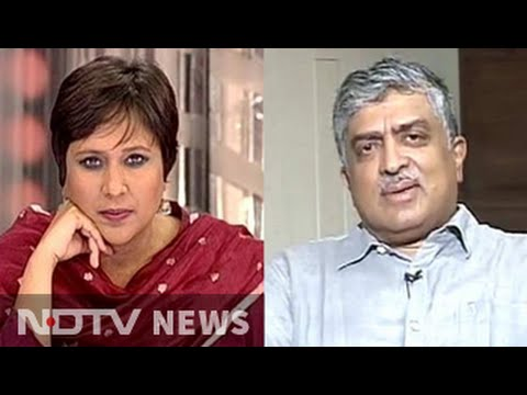 PM Modi tech savvy, realized value of Aadhar: Nandan Nilekani To NDTV