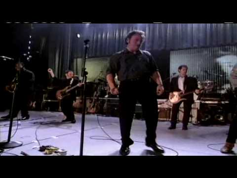 Bruce Springsteen Performs Tenth Avenue Freeze Out 1999