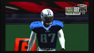 ESPN NFL 2K5 - #22. A Yard Too Short (HD)