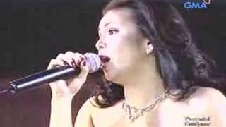 Watch Regine Velasquez Minsan Lang Kitang Iibigin video