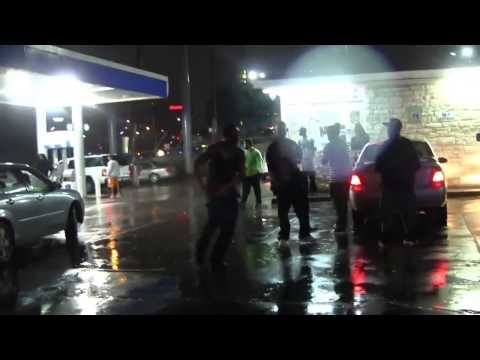 Ghetto Gang Fight video