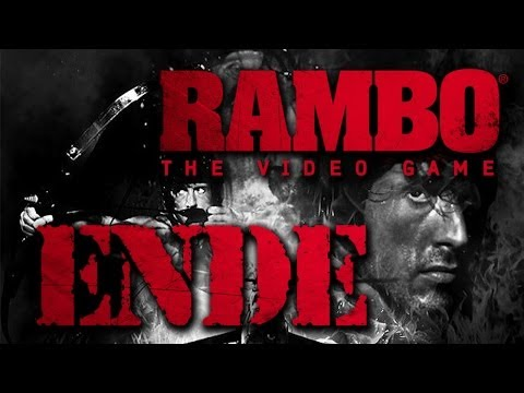 Rambo: The Video Game - Ende - Am Rande Des Rage-quit Teil 2 video