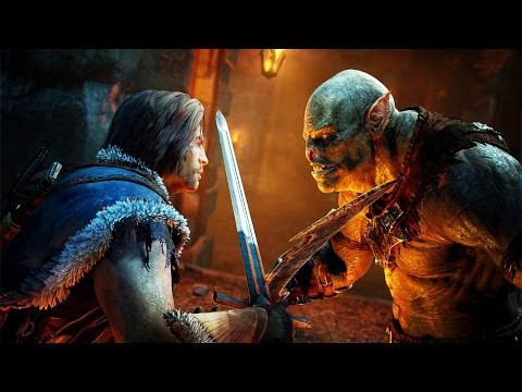 PS4 - Middle-Earth Shadow of Mordor Gameplay