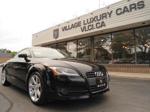 2008 Audi TT in review - Village Luxury Cars Toronto