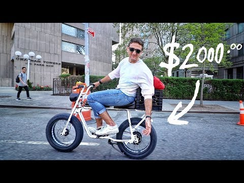 Is This Bike worth $2000? [SUPER 73 REVIEW]
