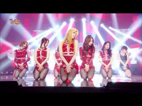 [Comeback Stage] DALSHABET - JOKER, 달샤벳 - 조커, Show Music core 20150418