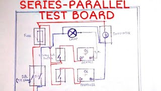 Series Parallel Testing Board Wiring Diagram - Trusted Wiring Diagram •