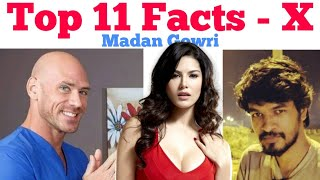 Top 11 X Facts | Tamil | Madan Gowri | MG | Education