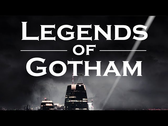 "Legends of Gotham #4 - ""The Legend Reborn"" Preview Party"