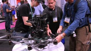"NAB 2015 ""The Year of the Drone"
