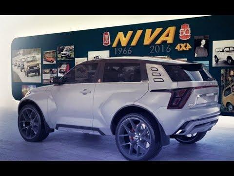 Новая «НИВА» LADA 4x4 NG