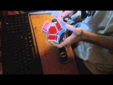 Watch Rubik's cube music