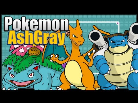 Pokémon Ash Gray - If Ash Won The Pokémon League video