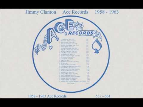 Jimmy Clanton  Ace 45 RPM Records  1958  1963