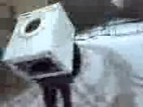 waschmaschine tragen youtube. Black Bedroom Furniture Sets. Home Design Ideas