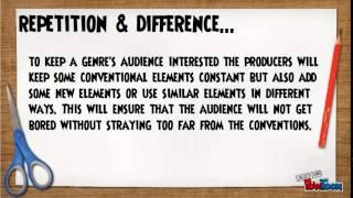 A2 Media Genre Theory