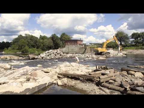 Restoring Fisheries Through Habitat Restoration