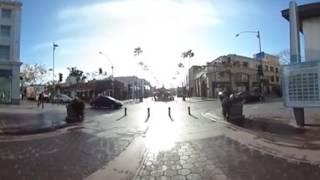 3rd Street walk