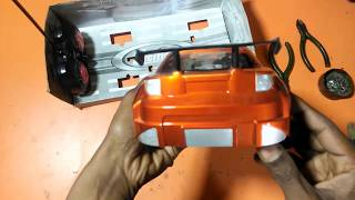 How to Repair Remote Control Car Rc car with old car rc