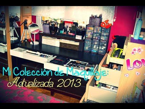 ◆ Mi Colección de Maquillaje (Actualizada 2013) ◆