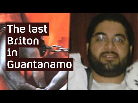 Shaker Aamer: Guantanamo detainee to be released