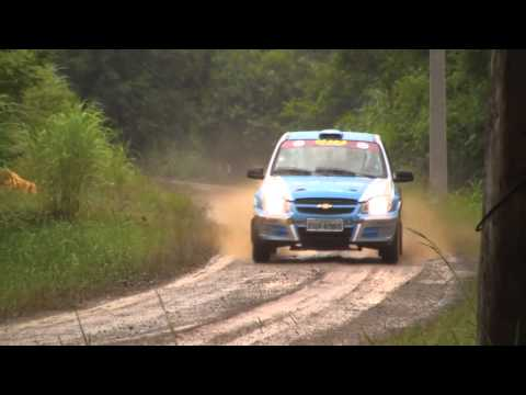Passagens na SS5 - Morro Alegre 2 - Rally de Canela 2013
