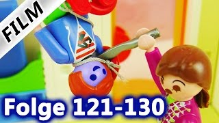 Playmobil Film Deutsch | Folge 121-130 | Kinderserie Familie Vogel | Compilation
