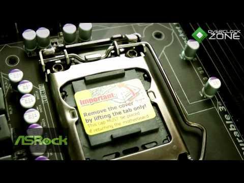 OverclockZone TV EP.145 : แกะกล่อง Gigabyte Z77X-UD3H (HD)