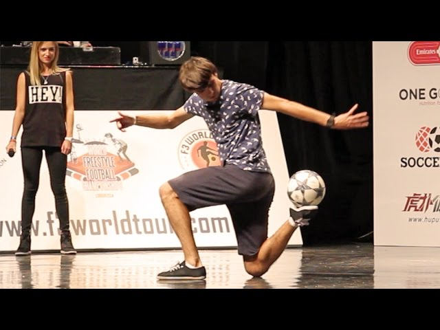 3rd Place BATTLE - PWG (Sweden)  vs Michryc (Poland) :: F3WT 2014